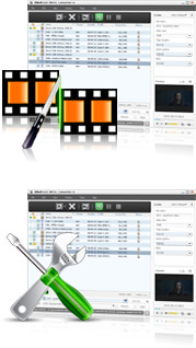 WMV MPEG変換