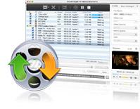 Mac DVD MP4変換