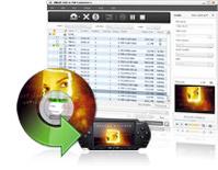 DVD PSP 変換ソフト