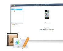 iPhone  連絡先 バックアップ mac
